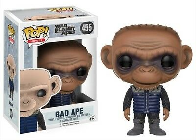 War For The Planet Of The Apes - Bad Ape - Funko Pop! Movies: (2017, Toy NUEVO)