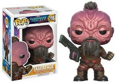 Guardians of the Galaxy Vol.2 - Taserface - Funko Pop! Movies: (2017, Toy NUEVO)