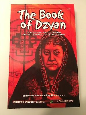 The Book of Dzyan (Chaosium/Cthulhu) H. Blavatsky