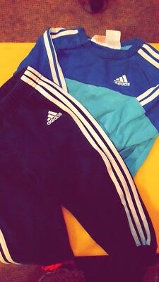 adidas tracksuit 12-18 month