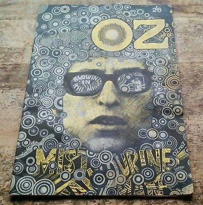 Oz Magazine Issue 7 October 1967