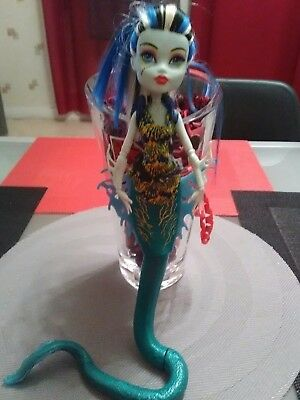 Monster high sirène Frankie
