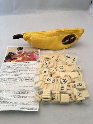 Bananagrams  Word Game Complete