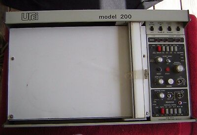 UREI Model 200 X-Y  Recorder-Plotter (from 1970's)