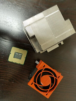 Dell PowerEdge R710 CPU Heatsink Fan Kit Intel Xeon E5606 QC 2.13GHz 8MB SLC2N