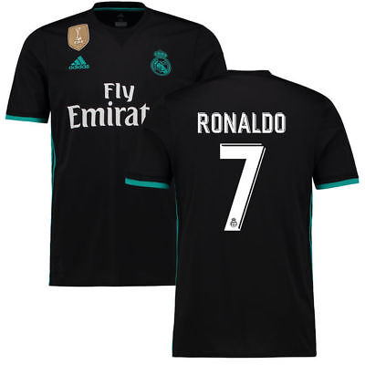 Real Madrid FC AWAY Adult Football Shirts Jerseys NEW SEASON NO:7 RONALDO