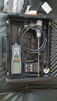 Testo 327-1( Flue Gas Combustion Analyzer -Free Shipping