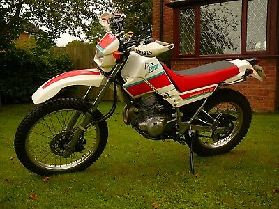 Yamaha Xt225 Serow 1989