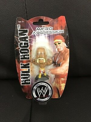 wwe micro aggression Hulk Hogan