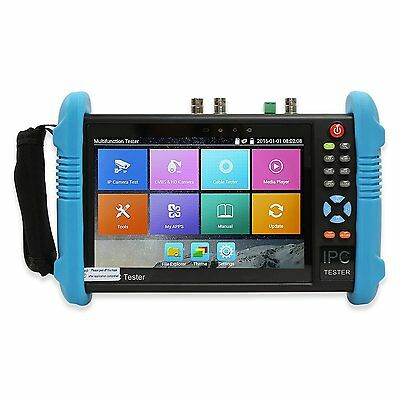 Wsdcam 7 Inch IPS Touch Screen IP Camera Tester CCTV Tester Brand New!!!