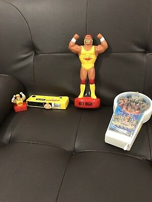 WWF WWE Retro Hulk Hogan Collection