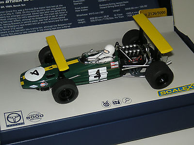 Brabham Bt26A Ickx Superslot Legends Superslot/scalextric Uk  Nuevo A Estrenar