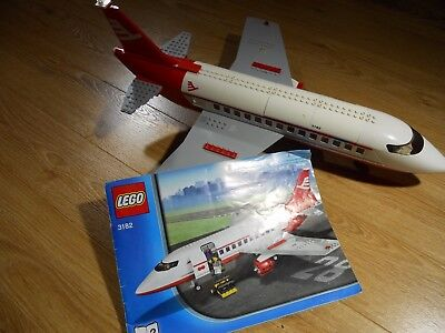 Lego City Airport set 3182, Selling Airplane Onley!