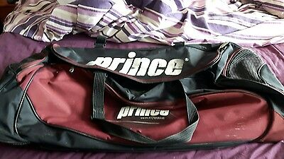 prince tennis racket bag sports bag