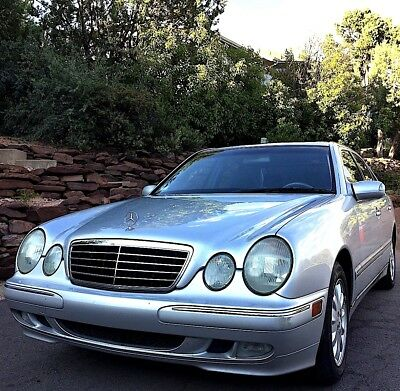 2001 Mercedes-Benz E-Class E320 Arizona 2001 Mercedes-Benz E320 Perfect Running Condition