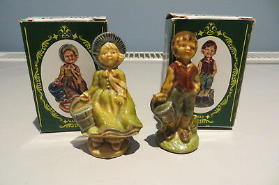 Wade Nursery Favourites Large Jack And Jill Nos. 1 And 2 Unused And Boxed