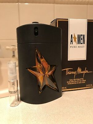 Thierry Mugler - Pure Malt *5ML SAMPLE*