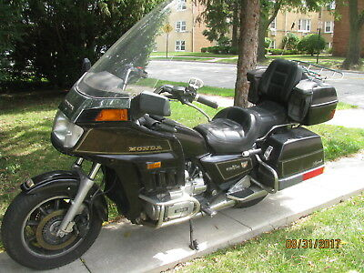 1984 Honda Gold Wing  1984 Honda Goldwing Aspencade