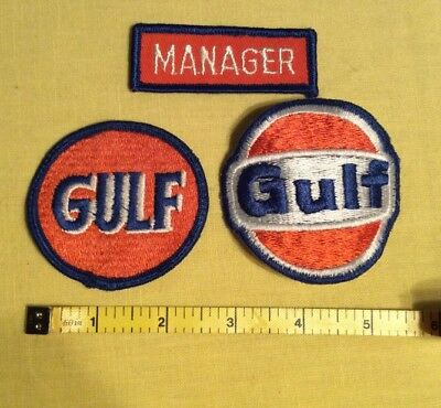 Gulf Oil Patches (3)