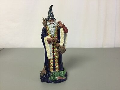 Guardian Of The Crystal By Danbury Mint Multi Colored #296R