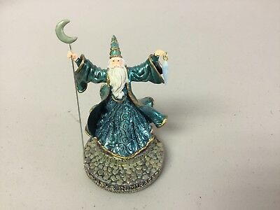 """Musical Wizard (Works) """"Believe In Miracles"""" Resin?? #298R"""