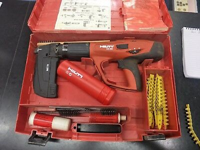 HILTI DX 460 MX 72 Actuated Tool With MX 72 Head