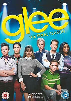Glee Season 6 - The Final Season (4 DVD BOXSET) (DVD)