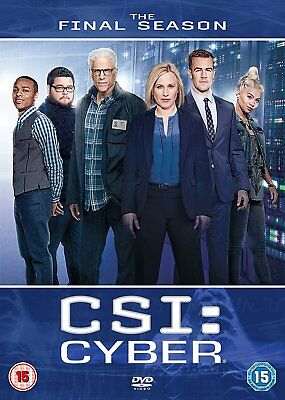 CSI: Cyber Season 2 - The Final Season (DVD)