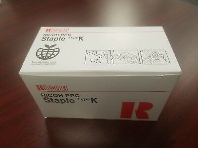 Ricoh Ppc Cartridge Staple Type K (1 Per Box) (No.530R-Am)