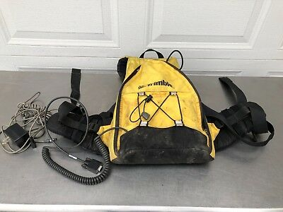 Trimble Backpack, GPS, Cable, Charger, Other