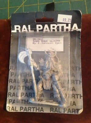 Ral Partha By J.johnson Pewter 1-1/2 Inch