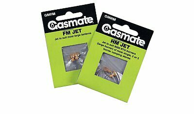 NEW Gasmate FM Jet Gas Camping Outdoor