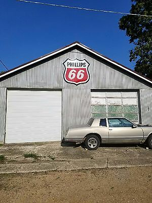 """Phillips """"66"""" Large sign face"""