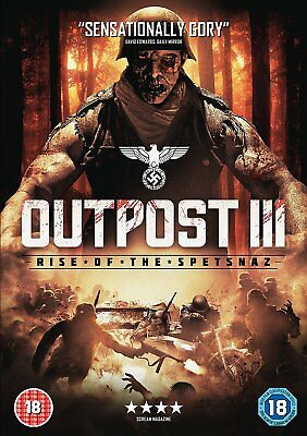 Outpost 3: Rise Of The Spetsnaz (DVD)