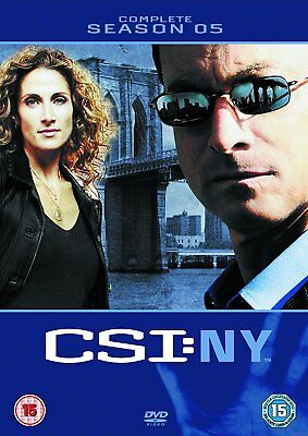 CSI: New York - Complete Season 5 (DVD)