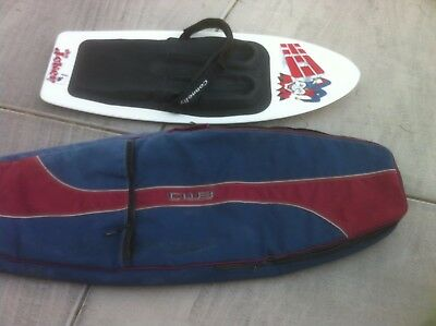Ho  The Joker  Wakeboard  Connelly With Carry Case-Free Ship--Vgc