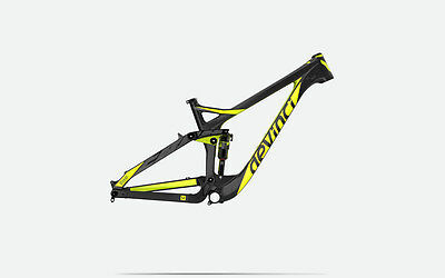 DeVinci Troy Carbon Mountain Bike Frame All Mountain 2017