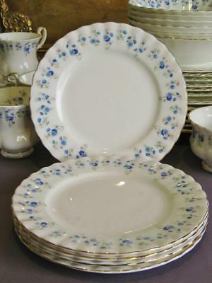 Vintage Royal Albert Memory Lane entree/luncheon plate.