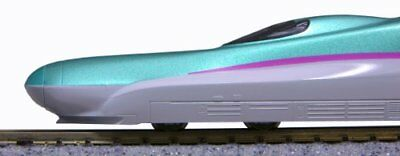 "New KATO N Scale 10-857 JR E5 Shinkansen ""Hayabusa"" Basic 3 Cars Set Japan"