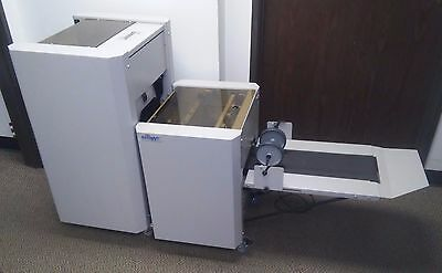 MBM 5000 booklet maker with trimmer, no collator, great unit great price