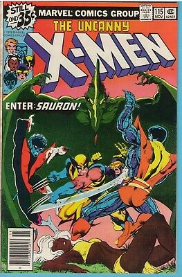 X-Men 115 Nov 1978 VF (8.0)