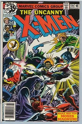 X-Men 119 Mar 1979 VF-NM (9.0)
