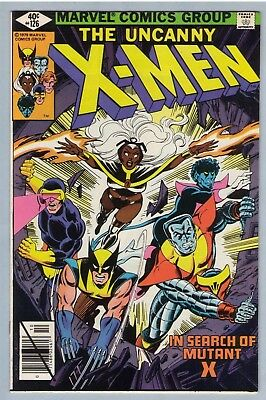 X-Men 126 Oct 1979 VF+ (8.5)