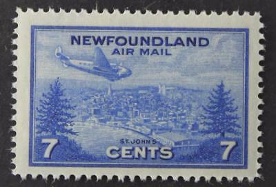 Newfoundland #C19, MNH OG, 1943 Air Mail Issue