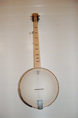"Deering Americana Openback Banjo 12"" Rim.. Under Warrenty +Many Exstra's"