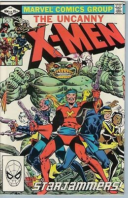 X-Men 156 Apr 1982 NM- (9.2)