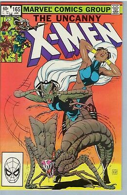 X-Men 165 Jan 1983 VF-NM (9.0)