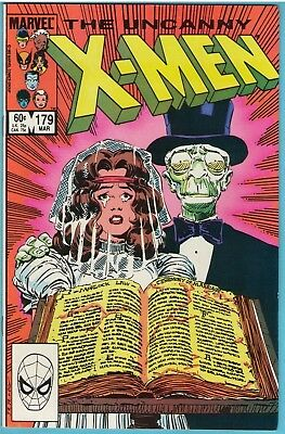 X-Men 179 Mar 1984 NM- (9.2)