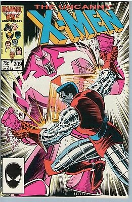 X-Men 209 Sep 1986 NM- (9.2)