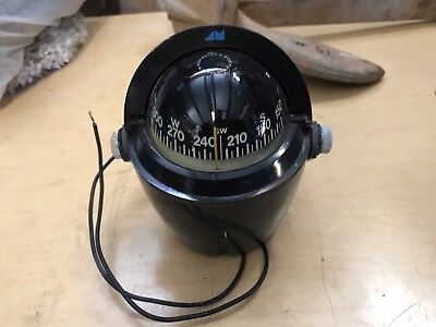 Marine Boat Compass With Mount Atwood